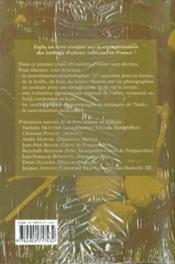 Identification et caractérisation des variétés d'olivier cultivées en France t.1 - 4ème de couverture - Format classique