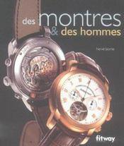 Des Montres Et Des Hommes - Intérieur - Format classique