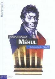 Etienne-Nicolas Mehul - Intérieur - Format classique