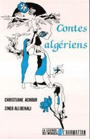 Contes algériens - Couverture - Format classique