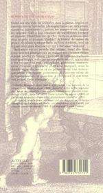 Le livre d'images - 4ème de couverture - Format classique