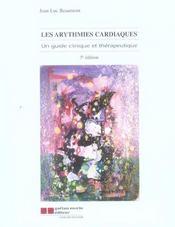 Les arythmies cardiaques (5eme edition) (5e édition) - Intérieur - Format classique