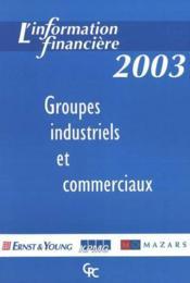 100 Groupes Industriels Et Commerciaux 94 - Couverture - Format classique