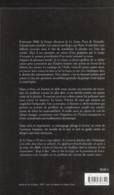 Les traversees de la colere - 4ème de couverture - Format classique