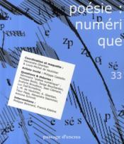 Poésie : numérique - Couverture - Format classique