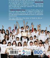 Un poème de coeur, un poème pour la vie (édition 2009) - 4ème de couverture - Format classique