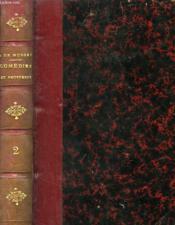 Comedies Et Proverbes D'Alfred De Musset, Tome Ii - Couverture - Format classique