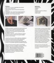Le grand livre de la gravure ; techniques d'hier à aujourd'hui - 4ème de couverture - Format classique