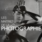 Les maîtres de la photographie - Couverture - Format classique