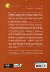 L'Amazonie brésilienne et le développement durable ; leçons du projet Duramaz - 4ème de couverture - Format classique