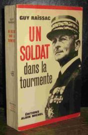 Un Soldat Dans La Tourmente - Couverture - Format classique