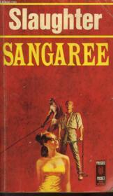 Sangaree - Couverture - Format classique