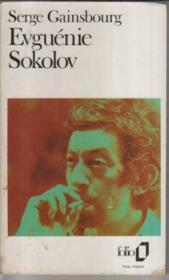 Evguenie sokolov - Couverture - Format classique
