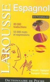 telecharger Dictionnaire Larousse de poche francais-espagnol / espagnol-francais (edition 2007) livre PDF/ePUB en ligne gratuit
