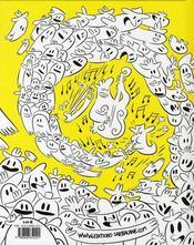 Poncho et Semelle t.2 ; la colère de l'Ouest - 4ème de couverture - Format classique