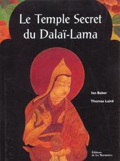 Le Temple Secret Du Dalai Lama - Intérieur - Format classique