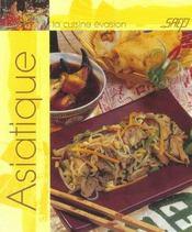 La cuisine asiatique - Intérieur - Format classique