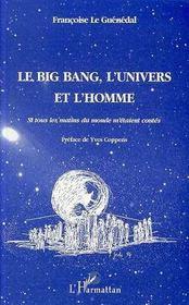 Le Big Bang, L'Univers Et L'Homme ; Si Tous Les Matins Du Monde M'Etaient Contes - Intérieur - Format classique