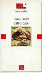 Fascinante astrologie - Couverture - Format classique