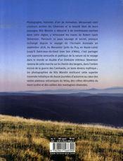 Voyages avec un âne dans les cévennes - 4ème de couverture - Format classique