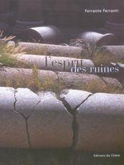 L'esprit des ruines - Intérieur - Format classique