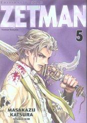 Zetman t.5 - Intérieur - Format classique