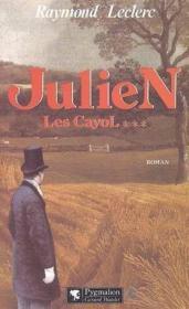 Les cayol t3 - julien - Couverture - Format classique