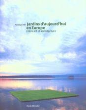 Jardins Contemporains En Europe - Intérieur - Format classique