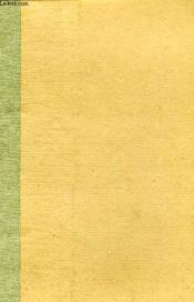 La pensée européenne au XVIIIème siècle; de Montesquieu à Lessing. TOME II - Couverture - Format classique
