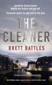 The Cleaner - Couverture - Format classique