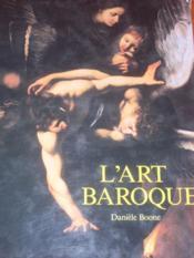 L'art baroque. - Couverture - Format classique