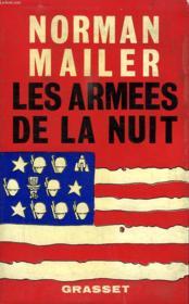Les Armees De La Nuit. - Couverture - Format classique