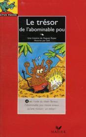 Le Tresor De L'Abominable Pou - Couverture - Format classique