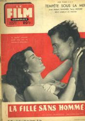 Film Complet N° 497 - La Fille Sans Homme - Couverture - Format classique