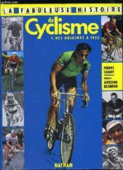 La Fabuleuse histoire du cyclisme - Couverture - Format classique