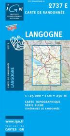 Langogne - Couverture - Format classique