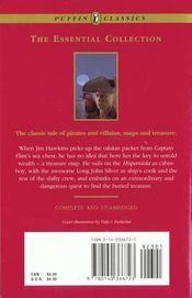 Treasure Island - 4ème de couverture - Format classique