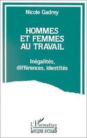 Hommes et femmes au travail - Intérieur - Format classique