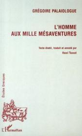 L'homme aux mille mésaventures - Couverture - Format classique