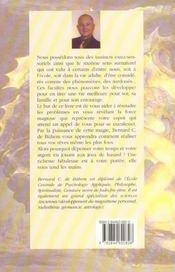 Les Secrets De La Magie Blanche - 4ème de couverture - Format classique