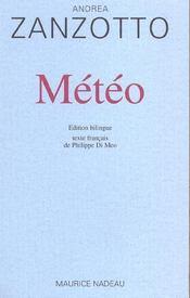 Météo - Intérieur - Format classique