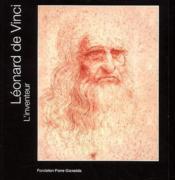 Léonard de Vinci ; l'inventeur - Couverture - Format classique