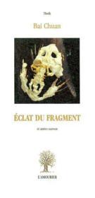 Eclat du fragment - Couverture - Format classique