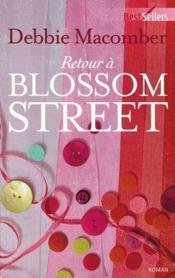 Retour a Blossom street - Couverture - Format classique