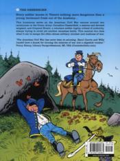 The bluecoats t.4 ; the greenhorn - 4ème de couverture - Format classique