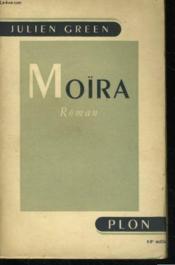Moira - Couverture - Format classique