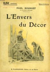 L'Envers Du Decor. Collection : Select Collection N° 56 - Couverture - Format classique