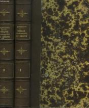 VOYAGE DU JEUNE ANACHARSIS EN GRECE VERS LE MILIEU DE 4e SIECLE AVANT L'ERE VULGAIRE. - Couverture - Format classique