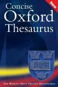 English Thesaurus Concise - Couverture - Format classique