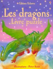 Les dragons - Couverture - Format classique